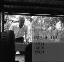 Bill Unloading His Station Wagon